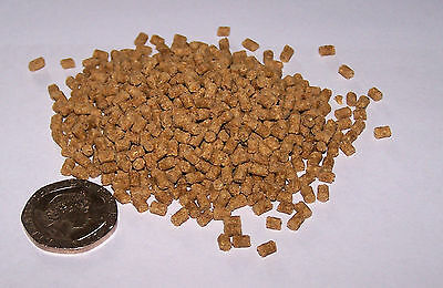 Premium Cichlid Pellets (2-3mm Sinking) - Cichlids, Catfish, Loaches etc.