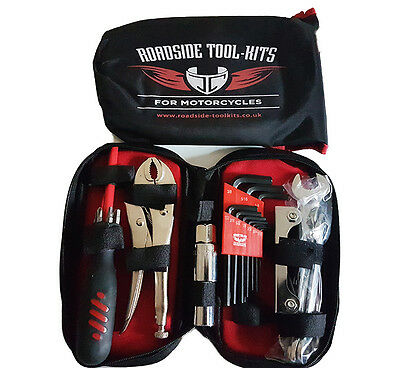 Harley Davidson 'Economy Toolkit'  Imperial Sizes  NOW WITH £2.00 OFF