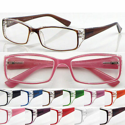 L144 Superb Reading Glasses/Spring Hinges/Aspheric Lenses/Fashion/Comfort Design