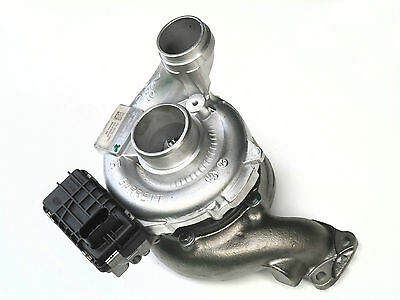 Turbo Turbocharger Mercedes S320 CDI (2006-2008) 235 Hp