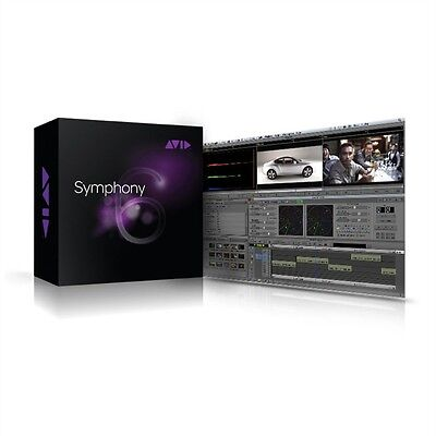 Avid Nitris DX/Symphony 6.5 with 2 xserve raids, 2 Apple monitors and much more.