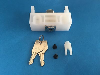 Hon Lateral File Cabinet Lock (If the lock is in the middle of the Cabinet)