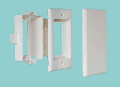 Recessed Wall Plate Kits