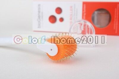 10X New DNS Titanium  Alloy 192 MicroNeedles Derma roller Skin Care