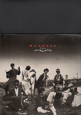 MADNESS - the rise and fall LP