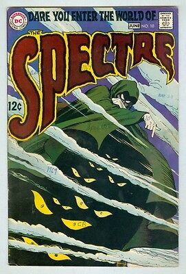 The Spectre #10 May 1969 VG