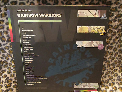 2 LP - Greenpeace - Rainbow Warriors (1989 RCA )