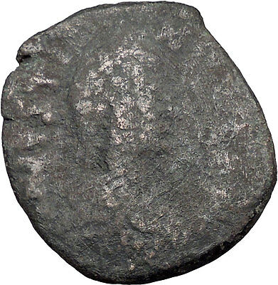 Justin I  518AD HUGE Ancient Authentic  Medieval Byzantine Coin  i32577