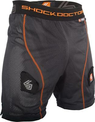 Shock Doctor 361 Core Hockey Short with Cup - Boys Mens Small, Medium, Large, XL