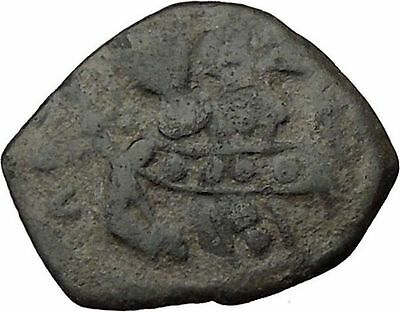 Alexius I  1081AD Ancient Medieval Byzantine Coin Patriarchal cross i32615