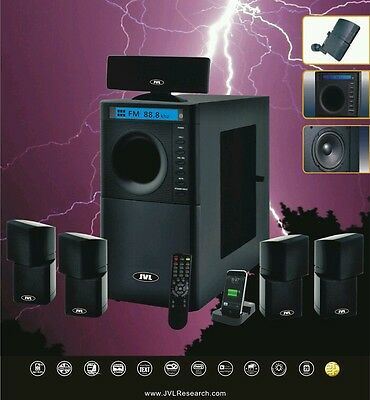 Jvl home theater system