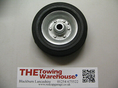 200 x 40mm Heavy Duty Ifor Williams replacement trailer jockey wheel FREE P&P!!