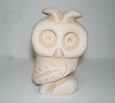 Owl Of Wisdom Small Statue - Ancient Greek Art - Goddess Athena Symbol