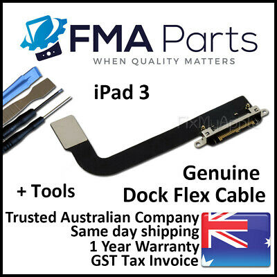 iPad 3 Original Dock Charging Charger Port Flex Cable Connector Replacement Tool