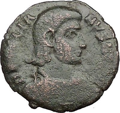 Julian II as Caesar 355AD Ancient Roman Coin Battle Phrygian Horse man i32770