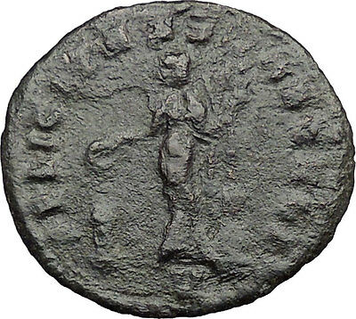 TACITUS 275AD  Rare  Ancient Roman Coin GOOD LUCK Commerce symbol i32797