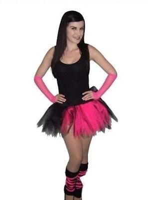 372f4045c5 ... Fun Run Hen Party COSTUME Leopard Pink Band.