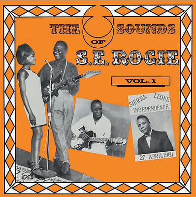 S.E. Rogie - The Sounds Of S.E. Rogie Vol. 1 NEW LP LIMITED EDITION Sierra Leone