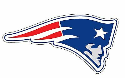 New England Patriots Corn Hole Board Size Decals Football Stickers
