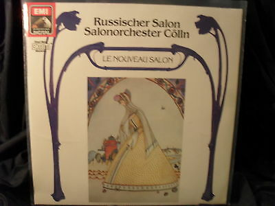 Salonorchester Cölln - Russischer Salon