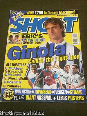 Shoot - Ginola - Jan 4 1997