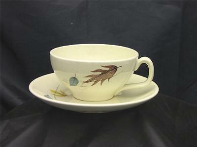 Franciscan (American) AUTUMN Cup & Saucer Set ~ XLNT Pre-Owned Condition
