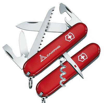Victorinox Camper Ou Camper Logo Couteau Suisse 91Mm 13 Outils /1.3613 1.3613.71