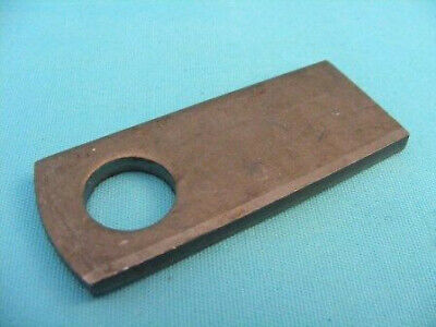 Weld-on Antiluce  Plate for Baby Antiluce M8 Trailer Tailgate Fastener