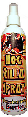 Hog Attractant for wild boar hunting Persimmon Flavor
