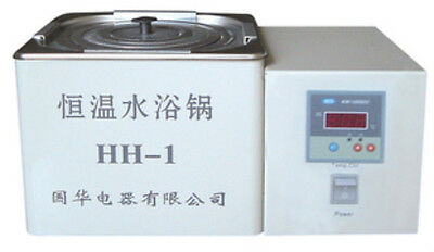 HH-1 Waterbath HeatBlock Thermostatic Water Bath