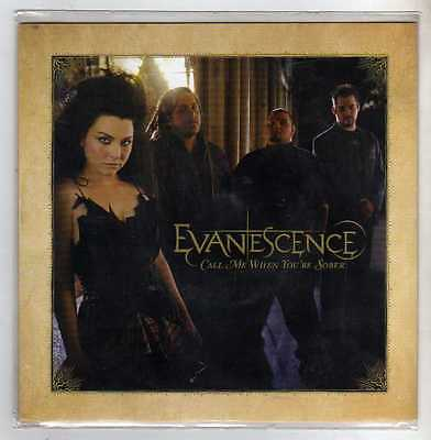 """Evanescence - Call Me When You're Sober -7"""" 45 Giri  Mint Sealed+Plastic Housing"""