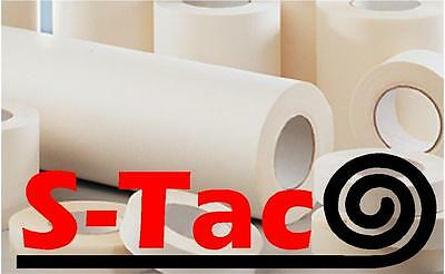 S-Tac Paper Roll Of Application Transfer Tape Many Sizes App Tape Clear A4*