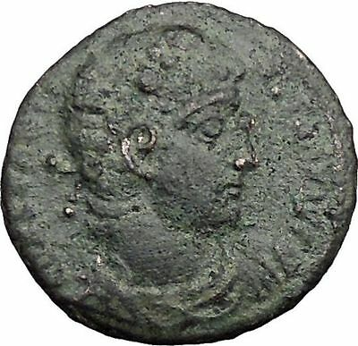 Constantine I The Great 335AD Ancient Roman Coin Legions Glory of Army  i33147