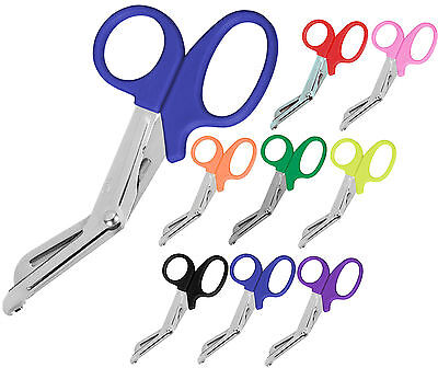 6'' Tough Cut Scissors/Shears for Nurses, Paramedics, First Aid, Vets