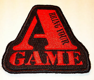 tactical military SF army Bring your A Game Tactical Morale A Team morale Patch