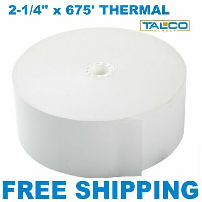 Hantle 1700 Series Atm Thermal Receipt Paper - 1 New Roll   **free Shipping**