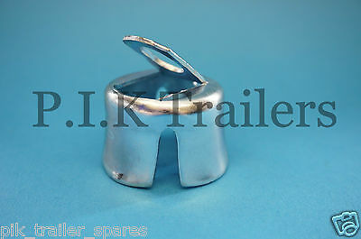 Metal Plug Holder for 7 Pin 12N 12S Trailer & Caravan Plugs     #1