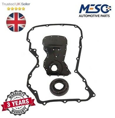 Timing Chain Cover + Seal + Gasket Ford Transit Mk7 Mk8 Custom 2.2 Fwd 2006 On
