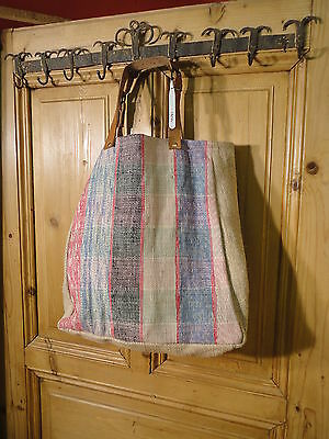 Antique European Grain Sack,Tote Bag, Book Bag,Ipad Bag,Purse.#4141