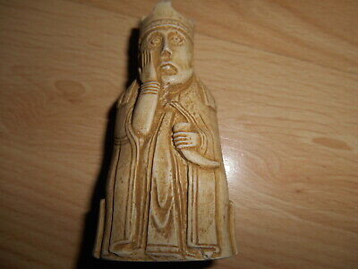 Isle Of Lewis Individual Resin Chessmen - Queen