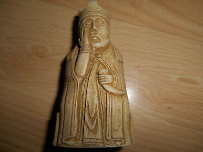 Isle of Lewis Chess -  Individual Resin Chessmen - Queen