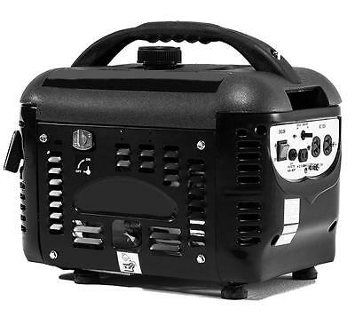 2000W WATTS GAS PORTABLE GENERATOR QUIET RV HOME CAMPING NEW