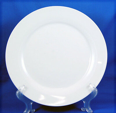 Pottery Barn CATERER'S DINNERWARE Dinner Plate 10.625 in. Undecorated Smooth