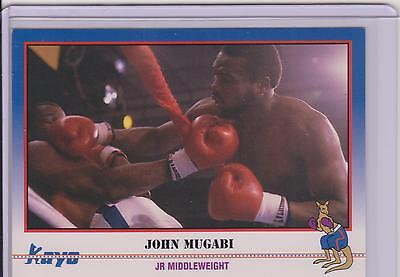 "(100) 1991 Kayo John ""the Beast"" Mugabi Boxing Cards #236 ~ Kampala Uganda ~ Lot"