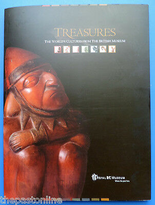 Treasures - The World's Cultures from the British Museum Royal BC museum catalog