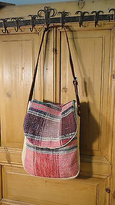 Antique European Grain Sack,Tote Bag, Book Bag,Ipad Bag,Purse.#4530