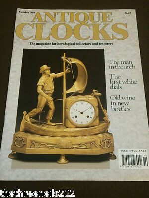 Clocks - The First White Dials - Oct 1989