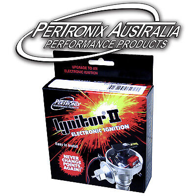 Pertronix Electronic Ignition II Kit: Toyota Landcruiser 2F & 3F #6144