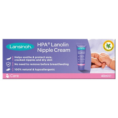 Lansinoh HPA Lanolin Cream 40ml