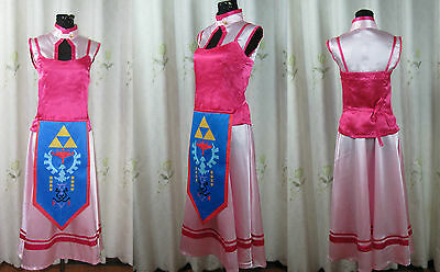 The Legend of Zelda Twilight Princess   cosplay costume anime any size